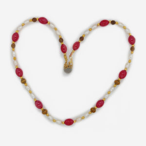 Fancy Glass Bead Pearl Collection